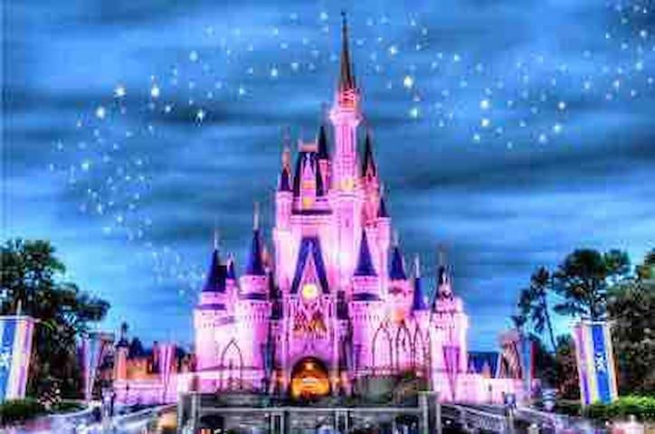 8 mins to Disneyland Lovely 2BED/2BATH