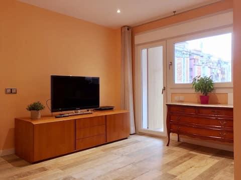 Barcelona Cozy Quiet Room