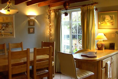 Cosy Waterside Village Cottage Cork