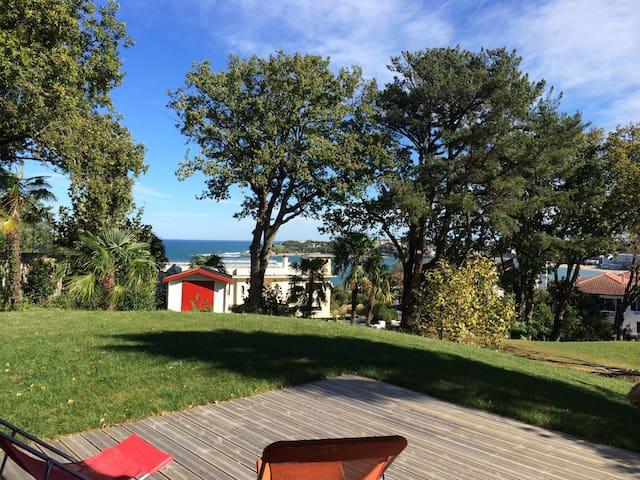 Ravissante maison avec vue sur mer - Ciboure - Talo