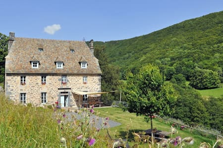 La Roussière - Suite de Marguerite - Saint Clément - ที่พักพร้อมอาหารเช้า