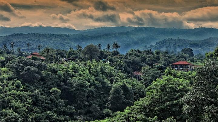 Puri Mangga See View Resort & Spa