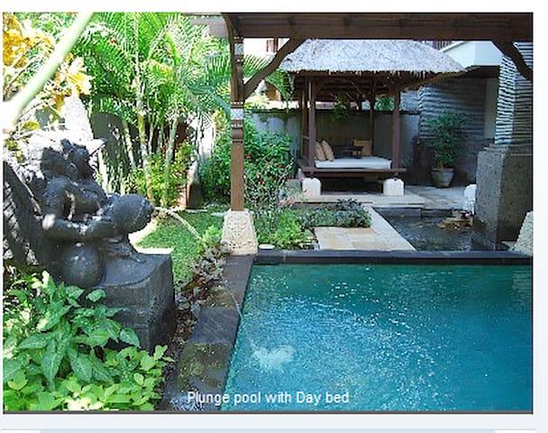 Gorgeous apt with pool, wifi, beach - Bali - Byt