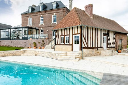 Pressoir at Le Clos de La Forge - Le Renouard - Bed & Breakfast