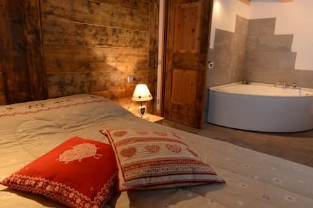 Vieilles maisons d'Introd (genzianella) - Plan - Apartamento