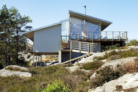 Beautiful house with amazing views - Marstrand - Hus