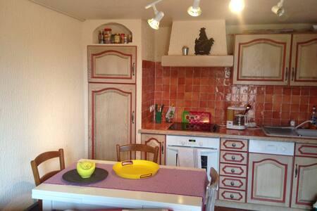 Petite maison à 100m de la plage - Fleury