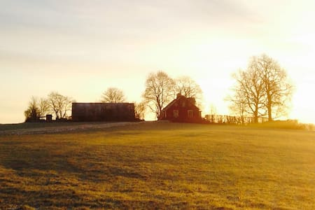 Backaly, farm with amazing view - Billinge - House - 0
