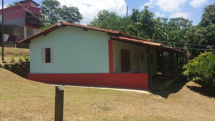 Sítio Rosianca (exclusividade) casa até 2 pessoas