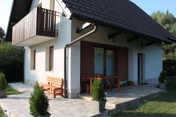 Cozy house, excellent place for exploring Slovenia - Rakitna - Casa