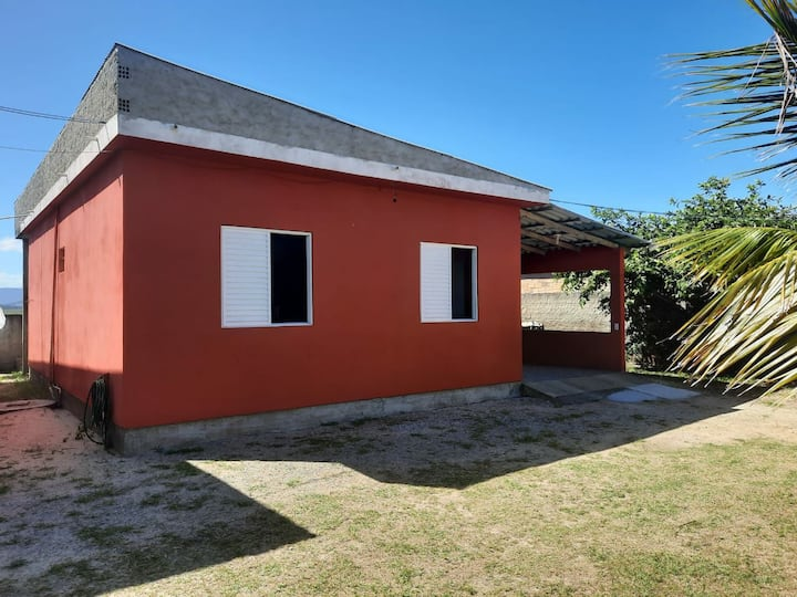 Cabanas Bagé Red House