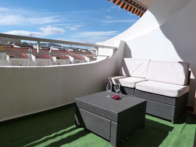FRENTE AL MAR. IDEAL FAMILIAS - Peñíscola - Appartement