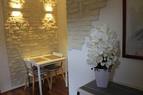 Orchid - 1-Zimmerwohnung im Herzen Bad Nauheims