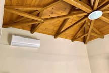 ROOF OF THE BEDROOM