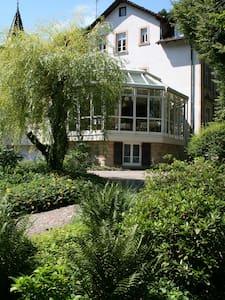Zwischen Weinstraße u. Pfälzer Wald - Bad Bergzabern - Apartment