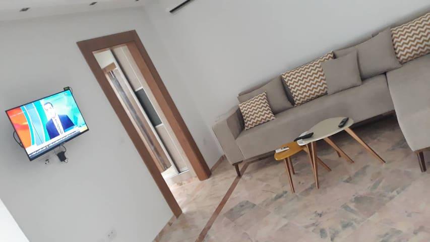 Appartement richement meublé  à skanes Monastir