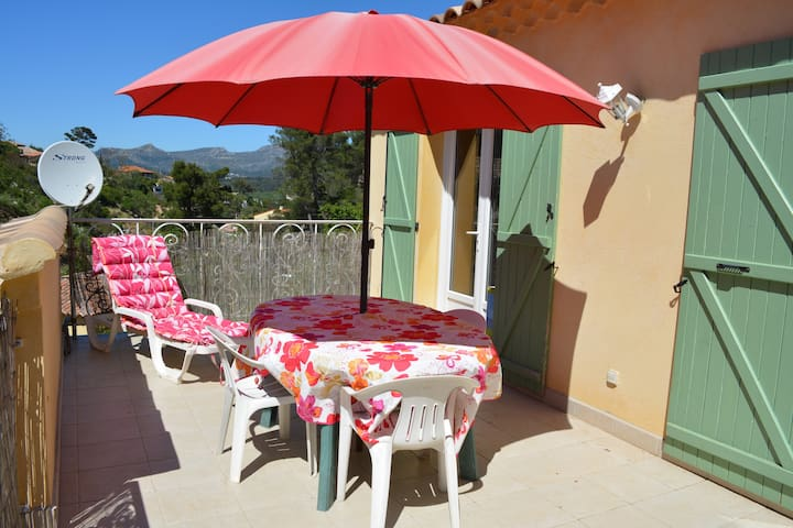 t3  terrasse ensoleillé - Marsella - Apartamento