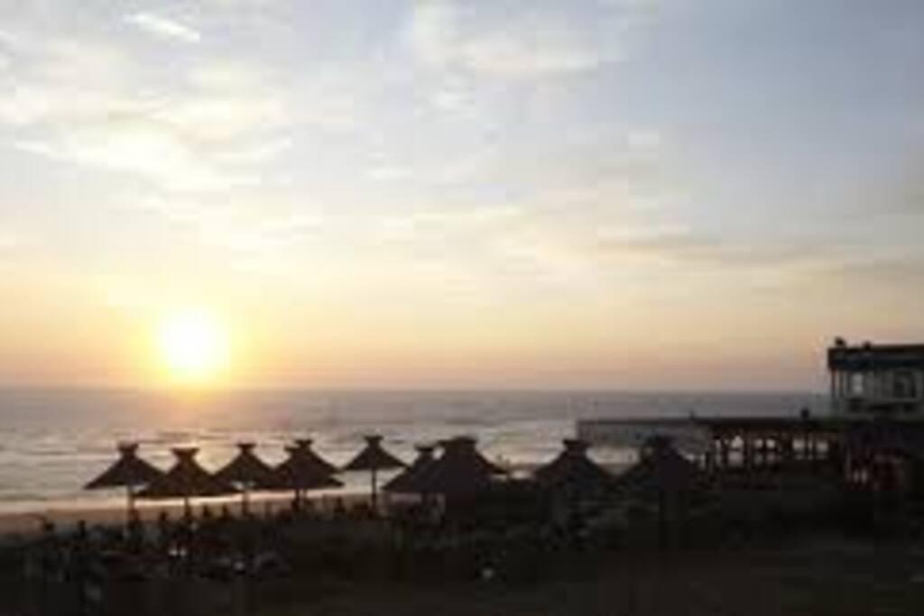 Sunset Lacanau Océan