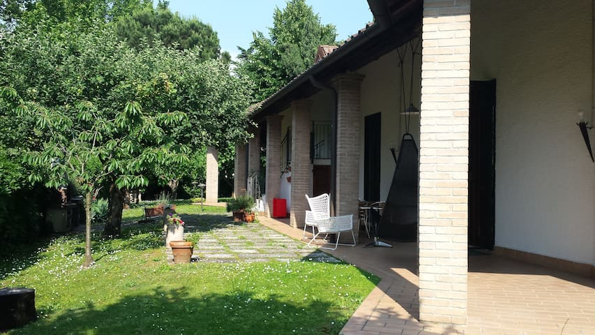 Comfortable apartment in a villa. - Cassina De' Pecchi - Huoneisto