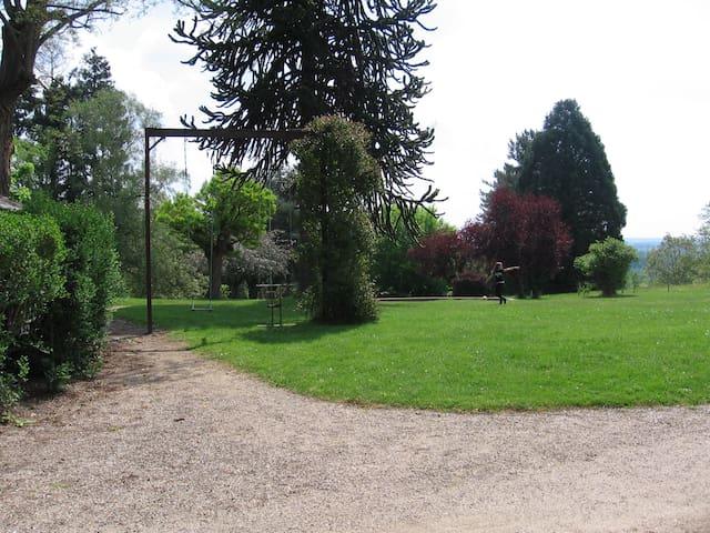 gite 5 personnes à la campagne - Monétay-sur-Allier - Hus