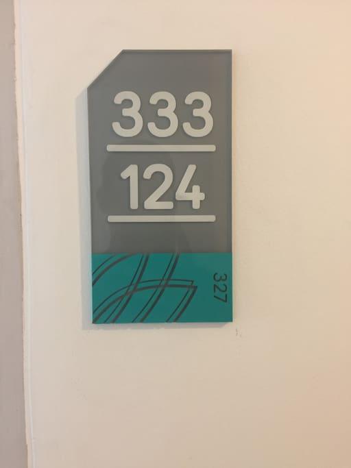 ห้องพักอาคารB ชั้น 3