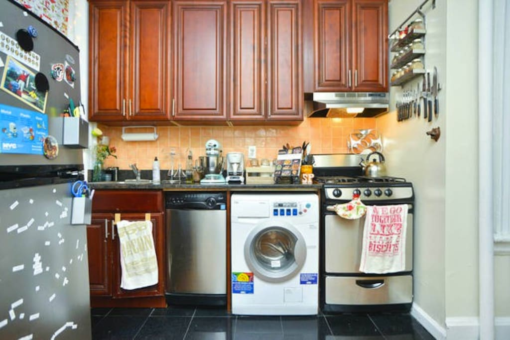 Entire Spacious 2 Bed Apt on UWS