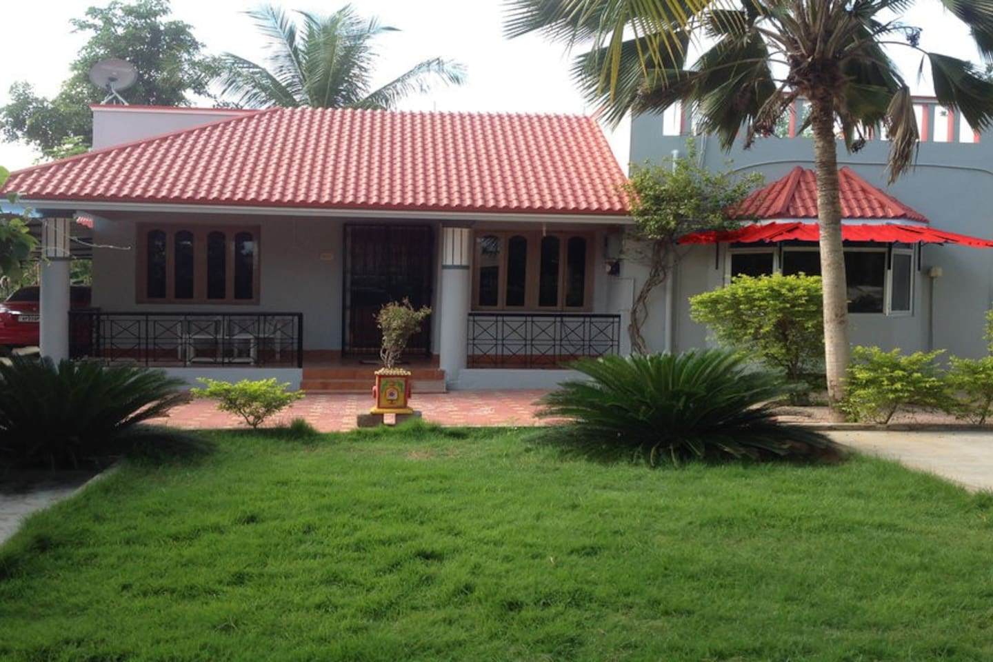 Luxurious & fully furnished resort home