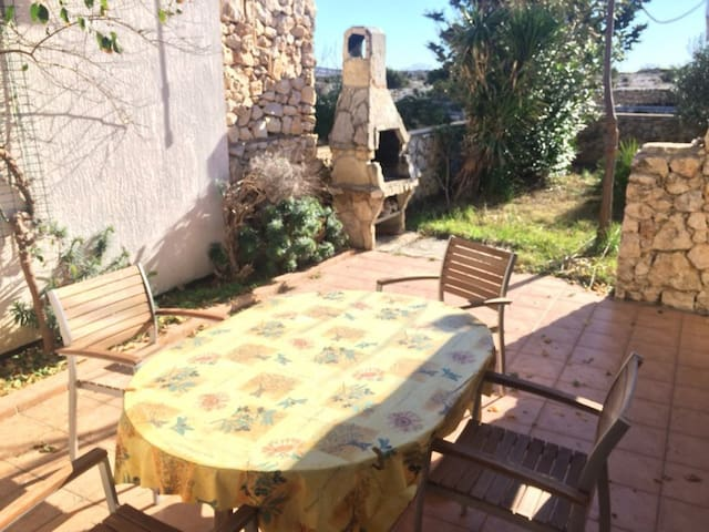 Villa Zrće - Kolanjski Gajac - Huis