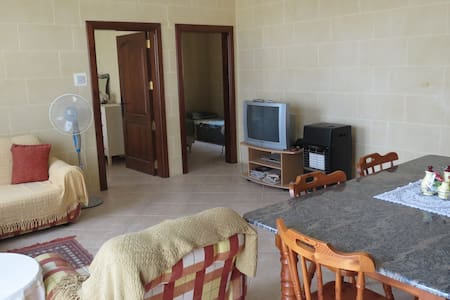 Modern Apartment Xaghra Gozo - Xaghra - Apartament
