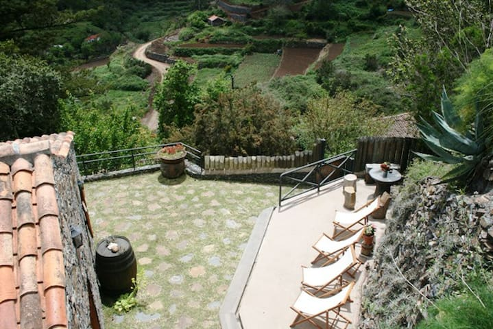 Charming house in La Gomera
