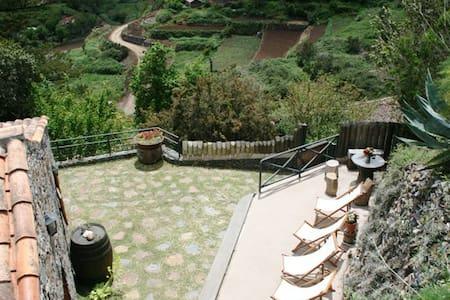 Charming house in La Gomera - Hermigua - Hus