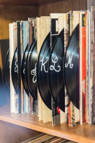 Our records are in alphabetic order for your, and our, convenience.