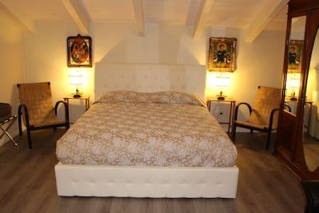 Splendida suite in Villa Abbamer - Grottaferrata - Villa