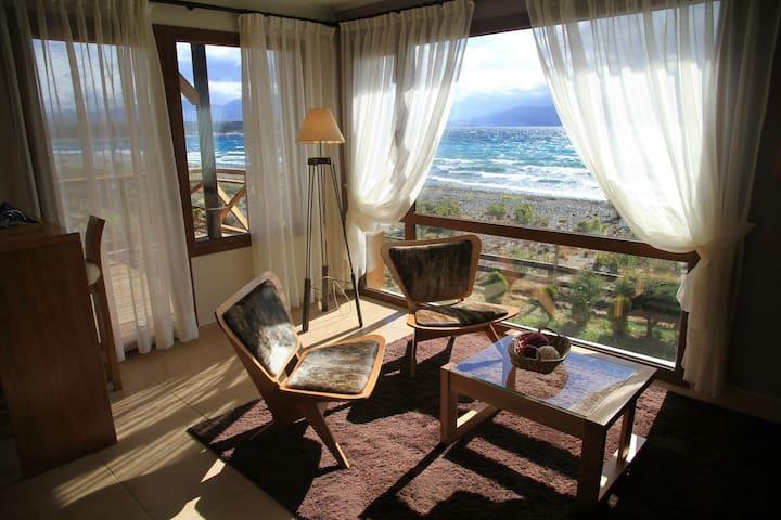 Apart Hotels Villa Huapi Vista Lago - Dina Huapi - Apartament