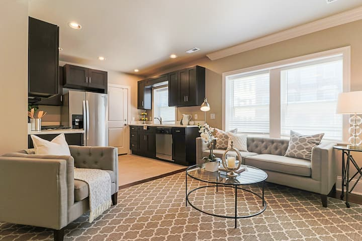 The Ruxton Corporate Luxury Apartment #2