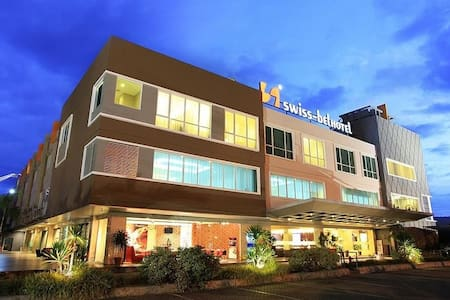 Deluxe Room in Kendari by Swiss-Belhotel