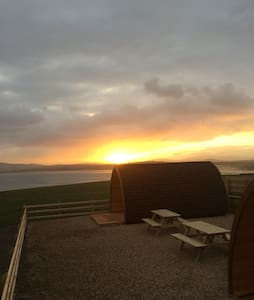 Eiri Gréine luxury pod - Claggan Island - Other