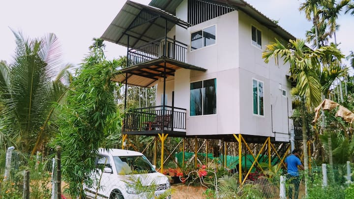 Dream Connect Modern Hut @ The Center Of Wayanad