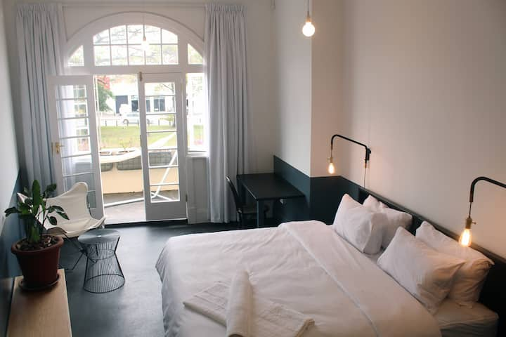 Standard Double Room with private balcony
