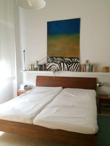 Altstadtnahe Loftwohnung - Bielefeld - Appartement