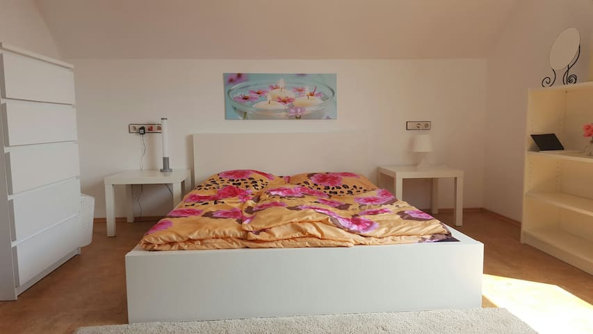 Ruhiges, helles Privatzimmer - Kassel - House