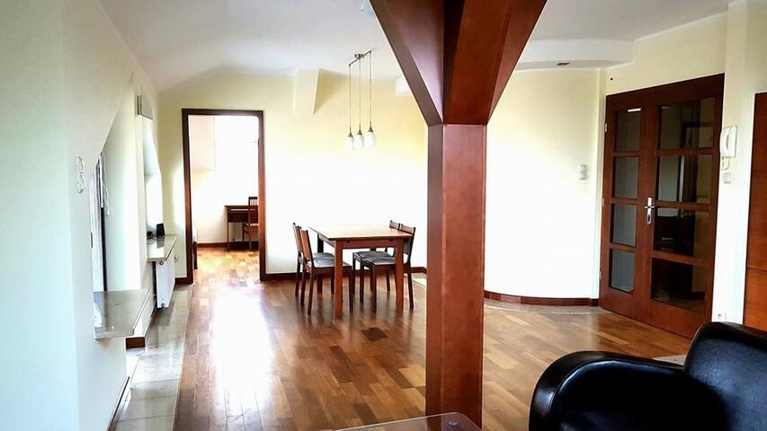 Apartament na Janowskiej