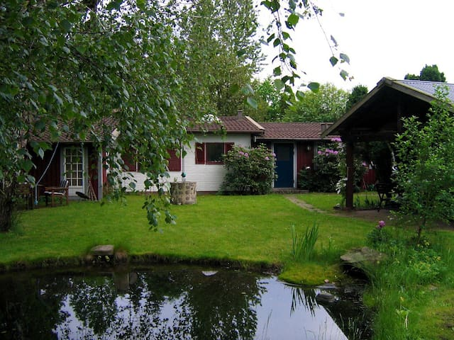 Halmstad & Tylösand - bad och golf - Halmstad - Rumah