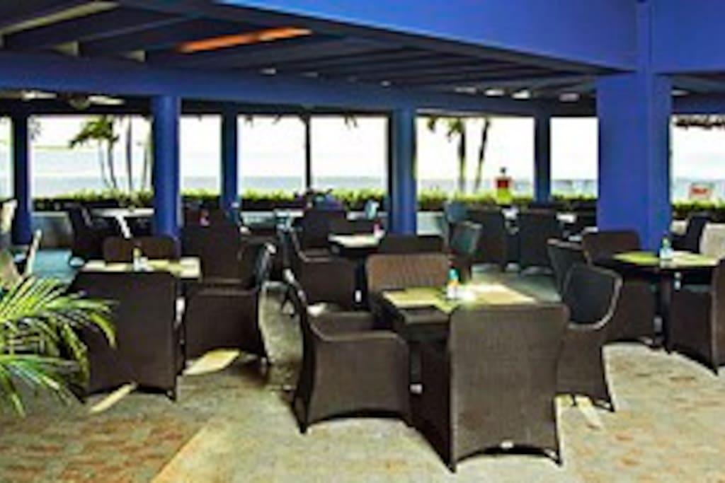 Restaurantes para acompañar una feliz estadía.