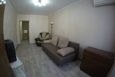 Apartment in a quiet area near to railway station - Astrakhan' - Leilighet