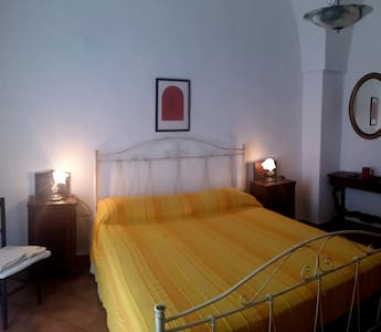 Bed and Breakfast San Leonardo,camera matrimoniale - Inap sarapan
