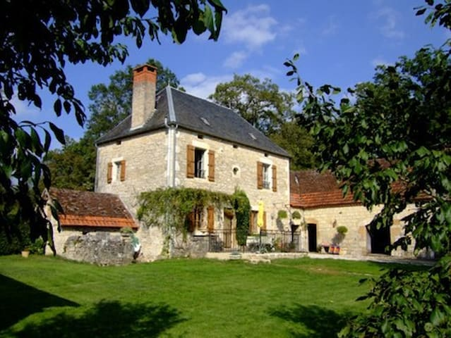 La Marjayre - Saint-Michel-de-Bannières - Ev