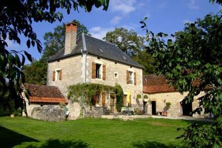 La Marjayre - Saint-Michel-de-Bannières - 단독주택