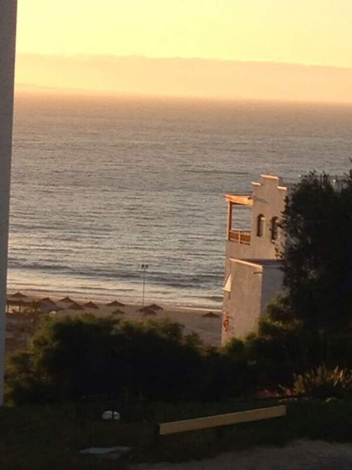 Departamento al lado del acceso a la playa 🏝