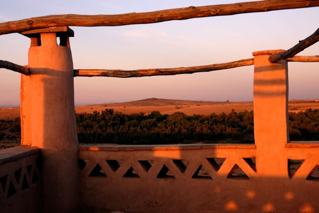 Bienvenue aux portes du désert d'Agafay